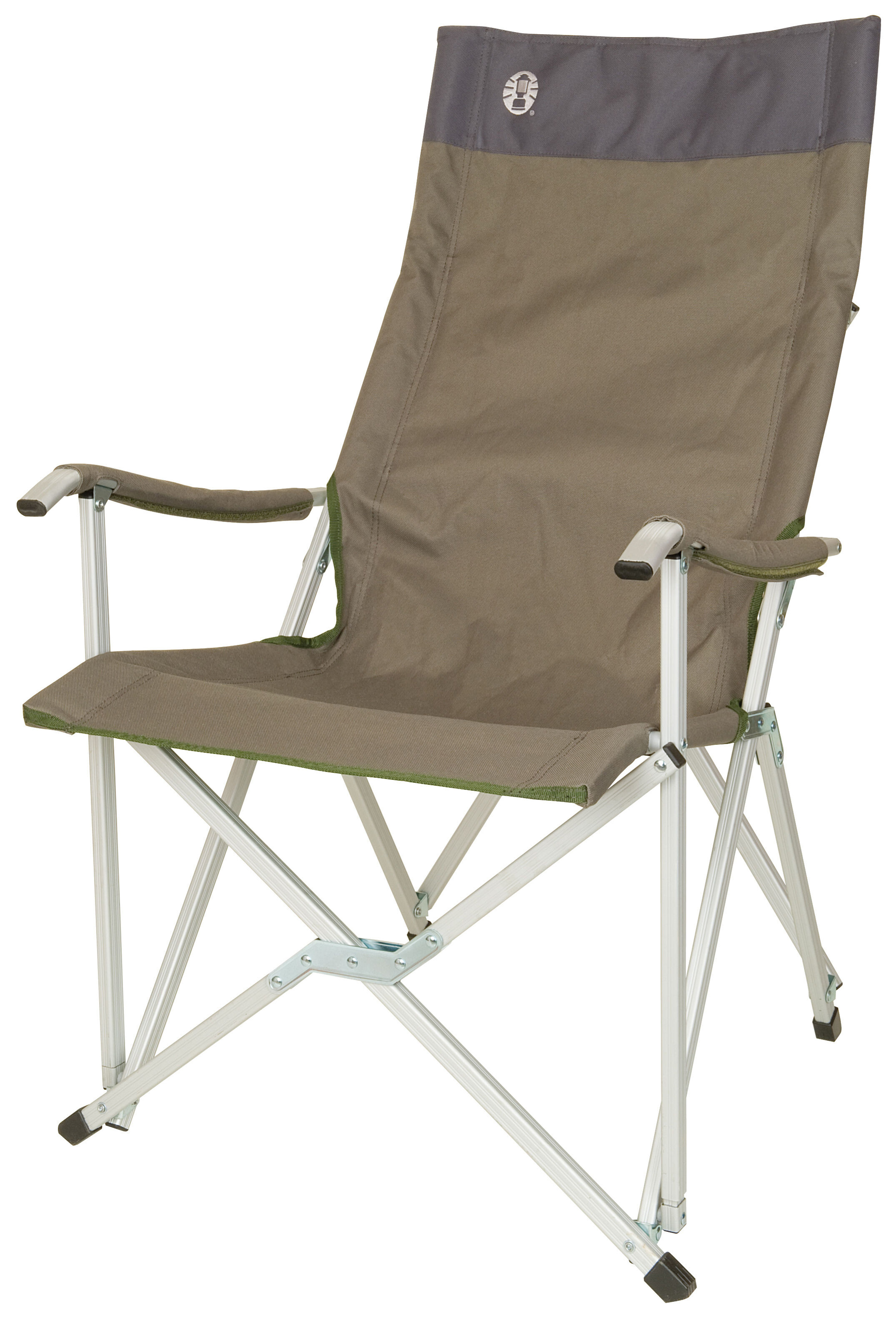Coleman Sling Chair Camp Stool Olive At Addnature Co Uk